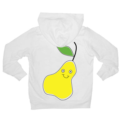 Bugged Out pear baby hoodie