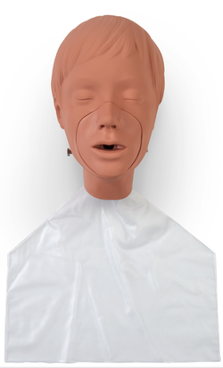 Replacement Head For Simulaids Adult Water Rescue/CPR Manikin