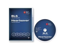 BLS/Heartsaver Instructor Course Essentials DVD