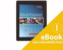 eBook Version Heartsaver First Aid  Digital Quick Reference Guide 2015
