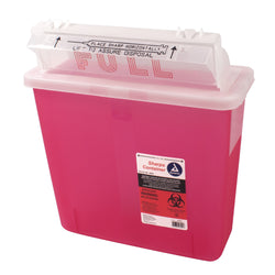 Sharps Containers - 1 Quart to 5.4 Quarts