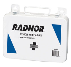 Vehicle First Aid Kit - 3 or 6 Person Kit
