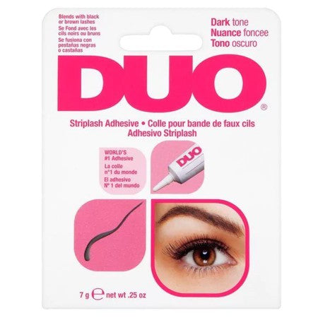 Duo Striplash Adhesive Glue 7g - Dark