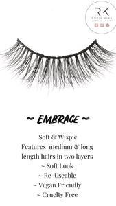 Embrace Eyelashes