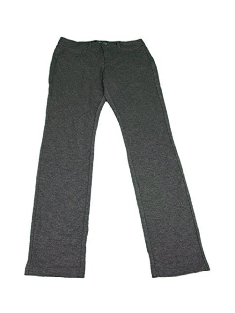 One 5 One Womens Size 4 Stretch Skinny Legging Pants, Charcoal