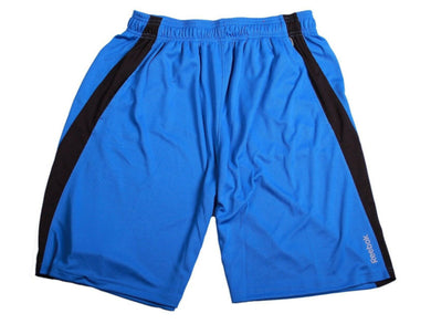 Reebok Mens Regular-Fit Breathable Active Mesh Sport Athletic Shorts w/Pockets