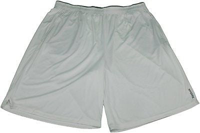 Reebok Men's Size 2X-Large Drawstring Athletic Shorts, White