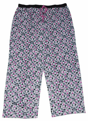 DKNY Womens Pajama Pants w/Drawstring