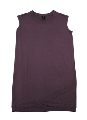 Active Life Womens Sleeveless Crew Neck Casual Dress