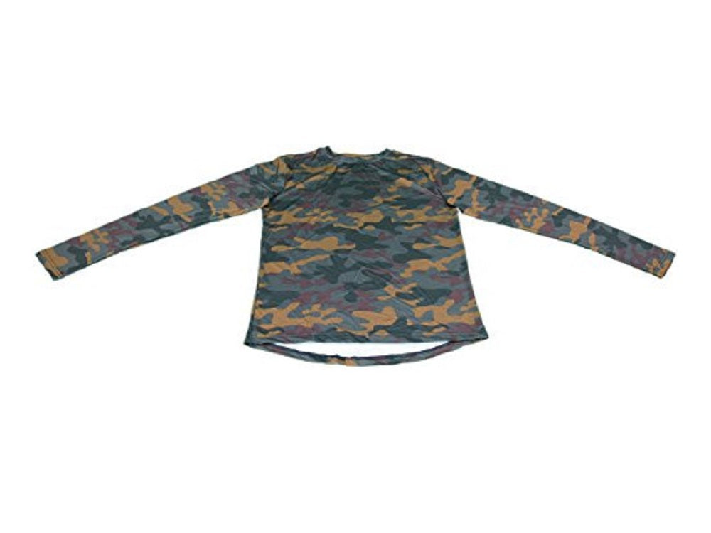 Weatherproof Therma Mens Size Medium Performance Mid Weight Base Layer Top, Camo