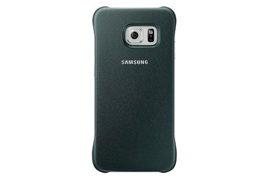 Samsung Protective Cover for Samsung Galaxy S6 Edge - Green