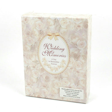 New Seasons Wedding Memories Keepsake Box- 74004