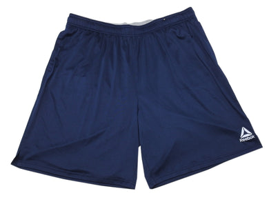 Reebok Mens Regular Fit Speedwick Active Basketball Shorts, Dark Blue
