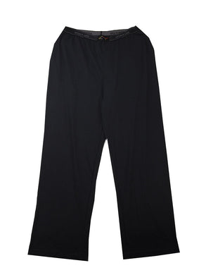 Greg Norman Mens Size Medium Luxe Lounge Pants, Black