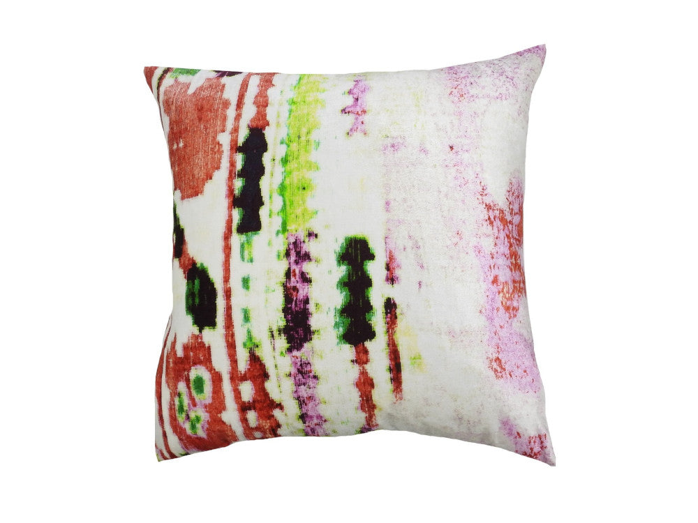 (2-Pack) Tracy Porter 18in x 18in Square Decorative Pillow, Multi-Color