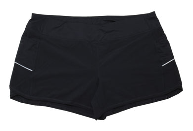 Active Life Womens Size 2X-Large Performance Short W/Side Pockets