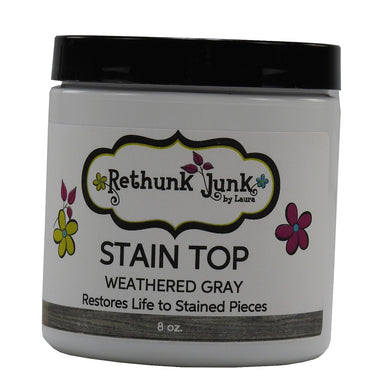 Rethunk Junk by Laura 8 oz. Stain Top - Restore Life to Stained Pieces