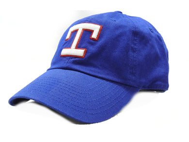 Cooperstown Texas Rangers Mens One Size Major League Baseball Cap, Royal Blue