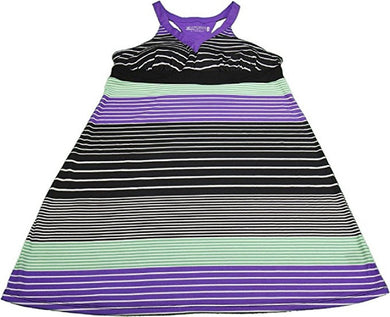 ZeroXposur Outdoor Lifestyle Womens Swimsuit Cover, Orchid Stripes