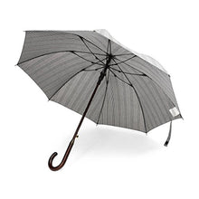 Classic Italian Wood Stick Umbrella