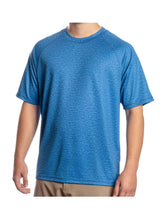 ZeroXposur Mens S/S 4-Way Stretch Lightweight Sun Protection Top