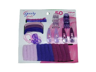 Goody Girls On the Run Sweet Value Pack (50 Pieces) - Purple