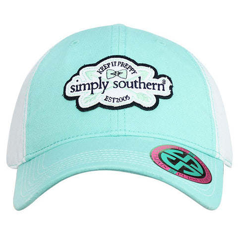 Simply Southern Distressed Arrow Patch Hat