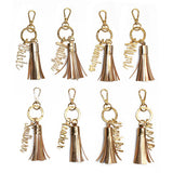 Simply Southern Statement Tassel Keychain