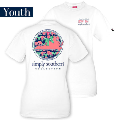 Simply Southern Virginia Youth Tee