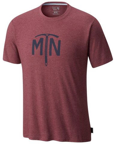 Mountain Hardwear Ice Axe Mens T-Shirt Cote Du Rhone