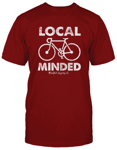 Mindful Supply Local Minded Mens T-Shirt