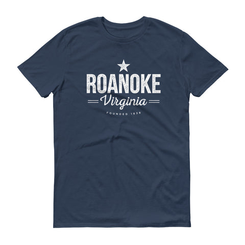 Roanoke Mens Short Sleeve T-Shirt