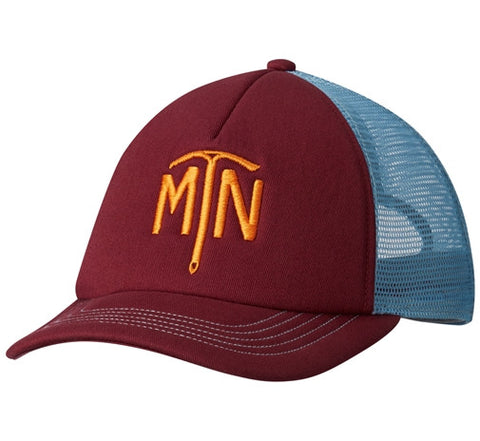 Mountain Hardwear Trucker Hat Cote Du Rhone