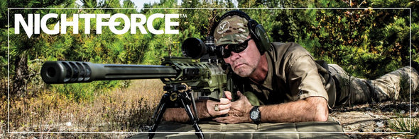 Nightforce Competition Rifle Scopes