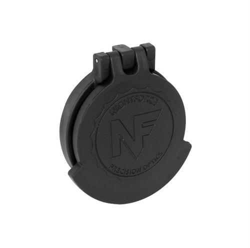 Nightforce Flip-up Lens Caps for 42mm ACACR & 10x NXS A391 - 1 Shot Gear