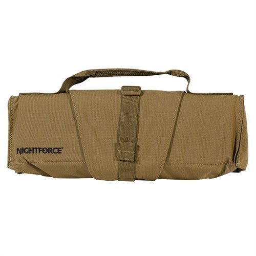 "Nightforce 15"" Coyote Brown Padded Scope Cover A444 - 1 Shot Gear"