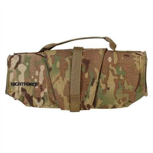 "Nightforce 15"" Multicam Padded Scope Cover A447 - 1 Shot Gear Firearms"