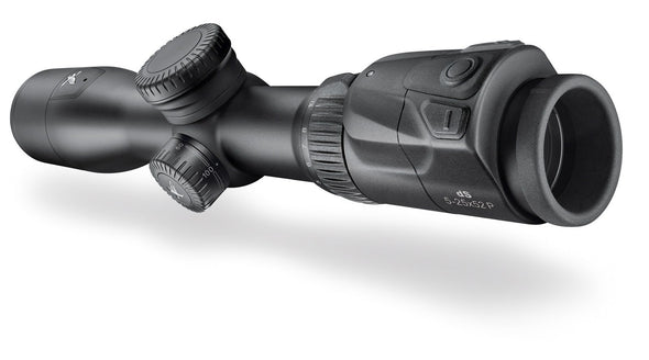 Swarovski dS 5-25x52 P Digital Rifle Scope - 1 Shot Gear