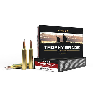 28 Nosler 175gr Trophy Grade AccuBond Long Range Ammunition