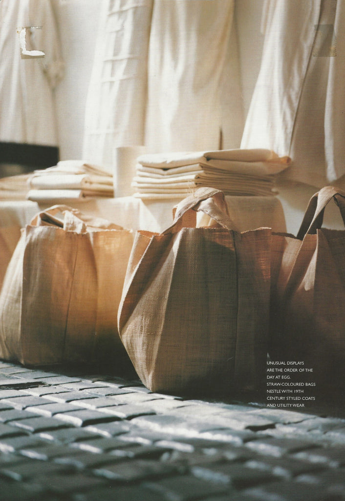 Live it, The Conran Magazine Summer 2000