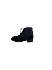 high boot baltic suede