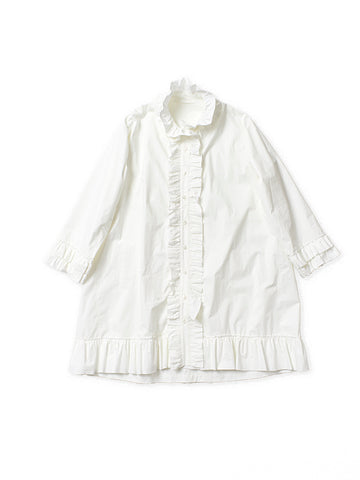 frilly shirt