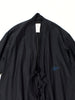 long black robe