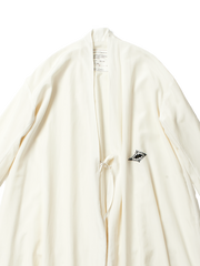 long white robe