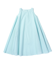 Blue petticoat dress