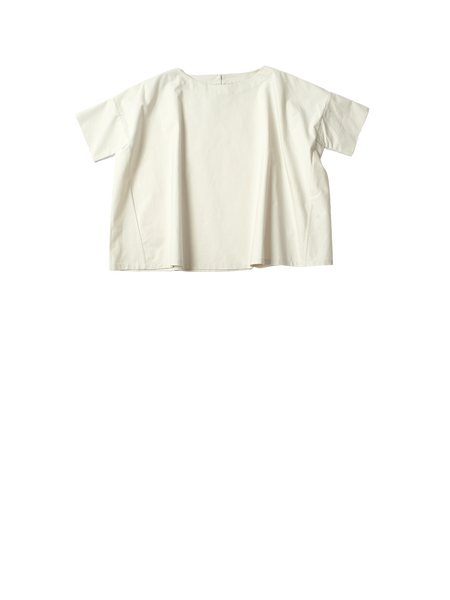 cream baggy canvas tshirt