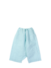 Light blue baggy trousers