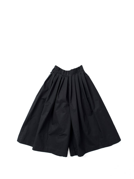 pleated cullottes
