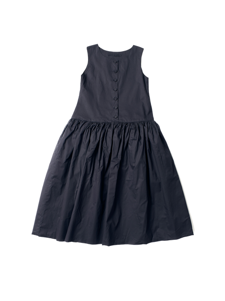 cotton pinafore elba dress