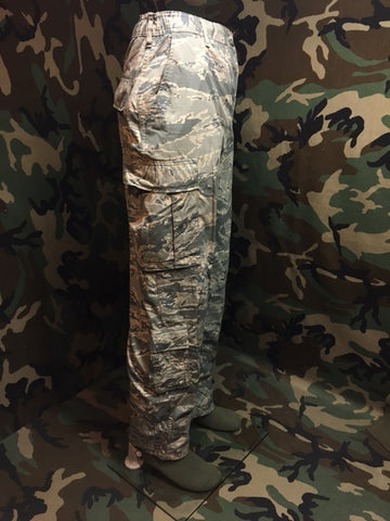 USAF Air Force Tiger Stripe Camo Pants Camo Pants